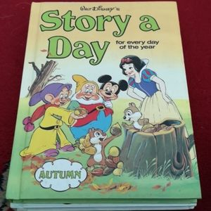 Autumn - Story a Day Book